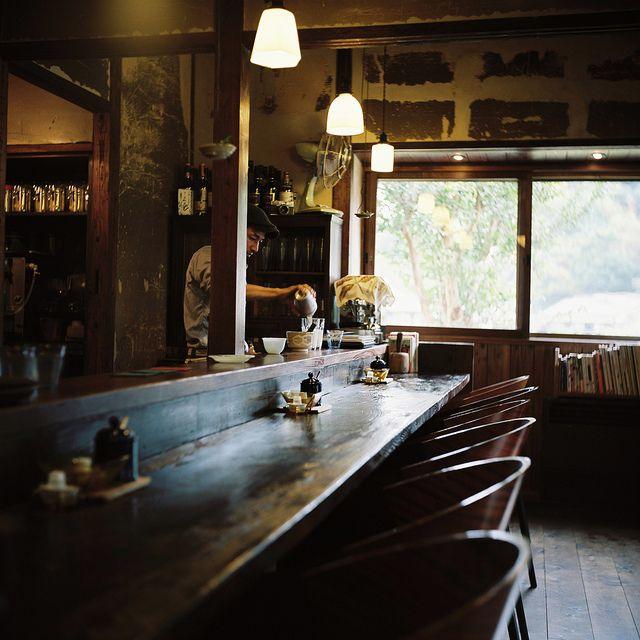 Cafe Salon Naka Oku | Naoshima, Japan  #Gourmetillo loves .... !!!