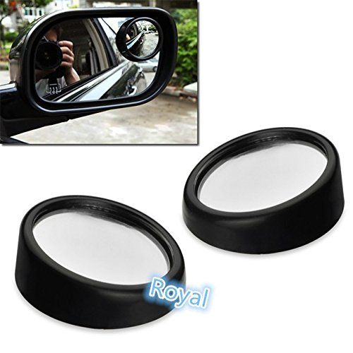 Brand new convex round blind spot safety mirror Increase your safety by eliminate blind spots for safer driving, passing and changing lanes. Super easy to install, no drilling required, Blind Spot Mirror comes with double-sided adhesive tape