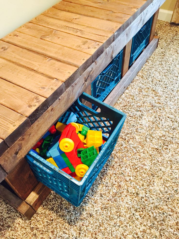 33 best images about milk crate projects on pinterest for Uses for old wooden crates