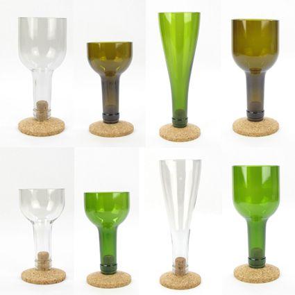 Le 17 migliori idee su contenitori di vetro su pinterest stanze degli ospiti contenitori per - Bottiglie vetro ikea ...