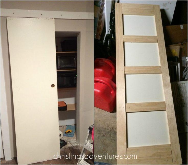 hollow core door to custom door