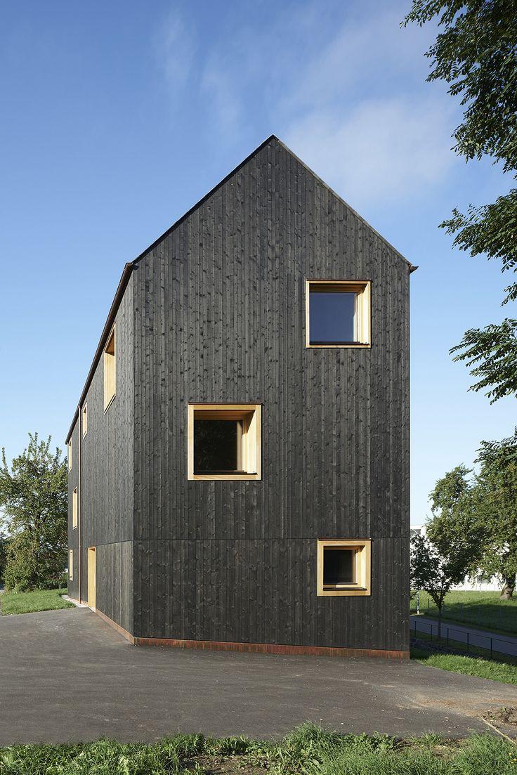 Gallery Of House Bäumle / Bernardo Bader   12