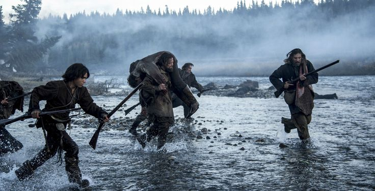 "Movie Review: Life Is Tough, Brutal, And Short In ""The Revenant"""