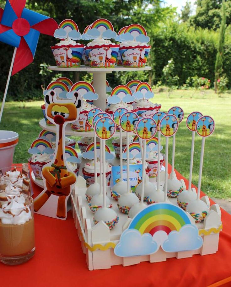 Baby TV Birthday Party Ideas | Photo 1 of 15 | Catch My Party