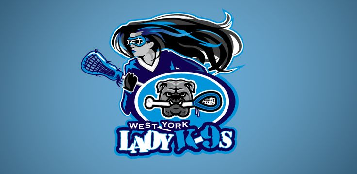 Lady's Lacrosse Logo Design by Ephyra Group