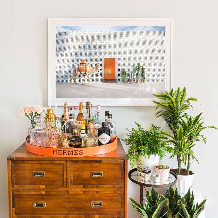 Home Decor: At Home with Interior Designer, Amber Lancaster