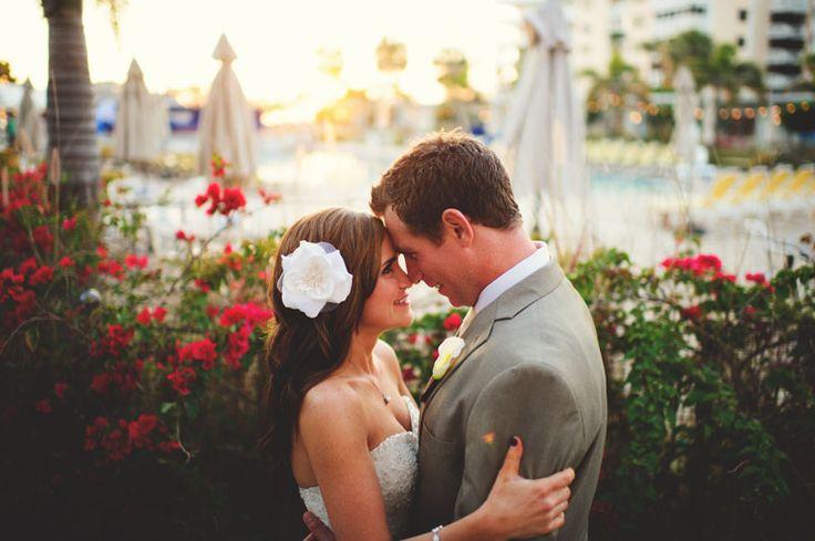 Lindsay + Dustin | Postcard Inn Wedding | St. Pete Beach, FL