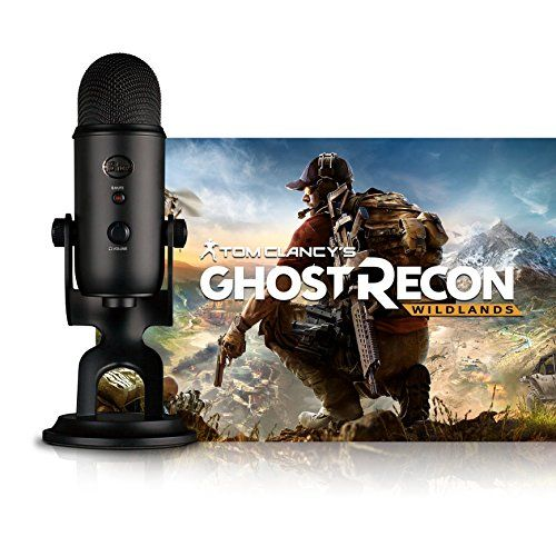Blue Blackout Yeti + Tom Clancy's Ghost Recon Wildlands PC: Streamer Bundle #Blue #Blackout #Yeti #Clancy's #Ghost #Recon #Wildlands #Streamer #Bundle