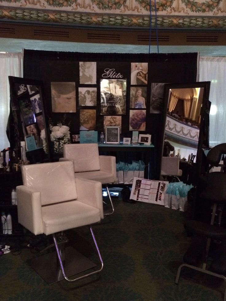 bridal show hair and makeup booth ideas 2012 the original wedding soiree at one king west booth dis bridal show pinterest booth ideas