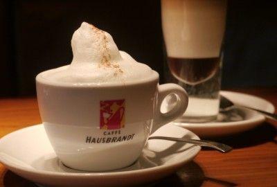 Unser großes Kaffee-Sortiment von Hausbrandt