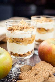 Spekulatius-Tiramisu mit karamellisiertem Apfel von http://kaffeeundcupcakes.de/
