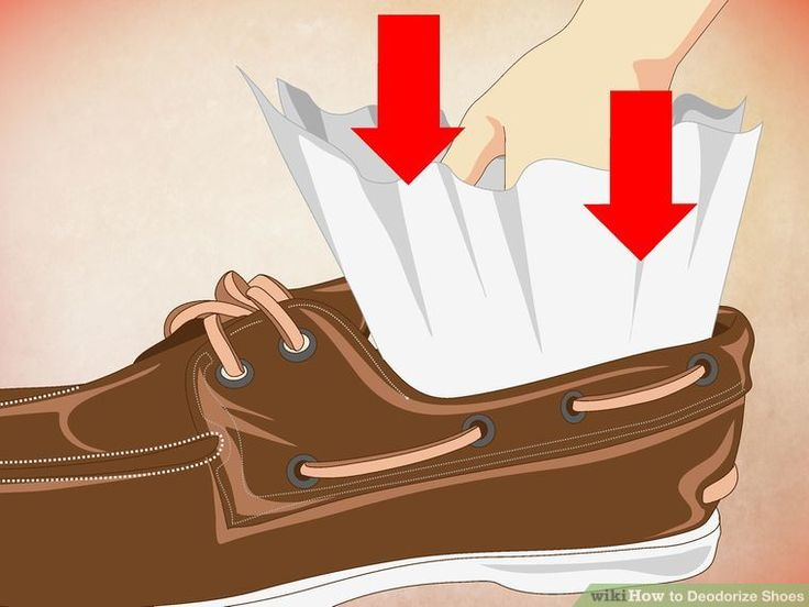 Best Way To Deodorize Smelly Shoes