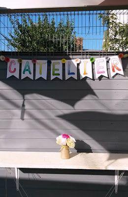 The Catelier - amintiri pentru 9 vieti- Am implinit un an!!!