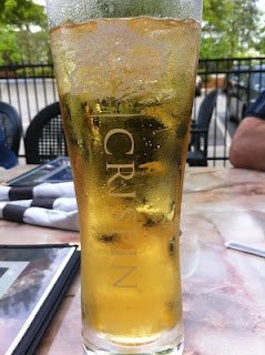 Blog review of Crispin cider on draught!  Yum!