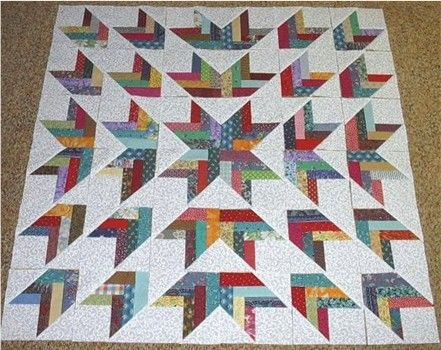 Free Quilt Patterns - French Braid Quilt Pattern Video