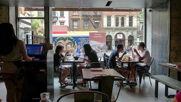 The Bao NYC - best soup dumplings. http://m.yelp.com/biz/the-bao-new-york