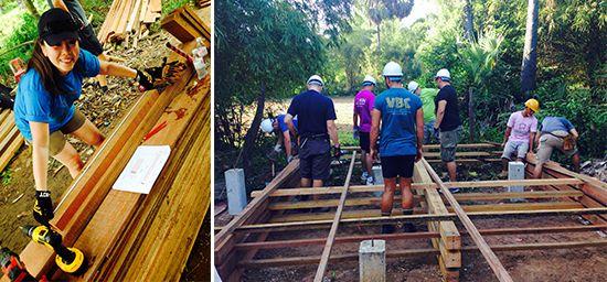 Cambodia: House building volunteer trip   droolfactor