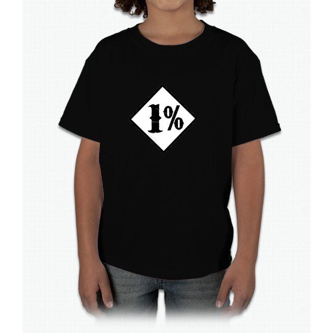 1 percenter Young T-Shirt