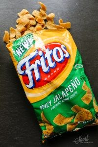 REVIEW: Spicy Jalapeño Fritos Corn Chips