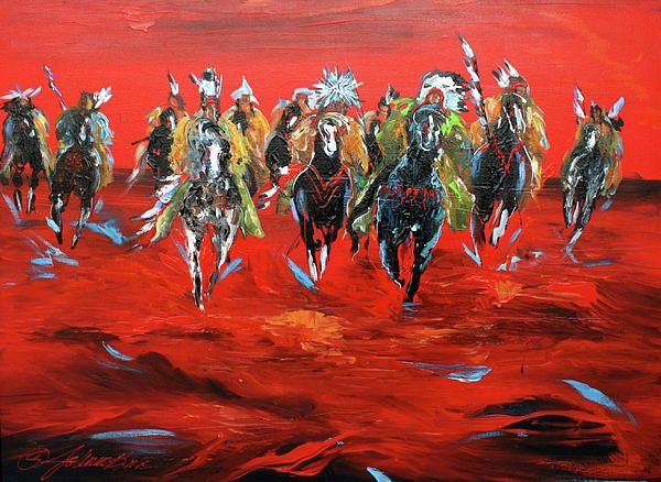Red River - JoAnne Bird