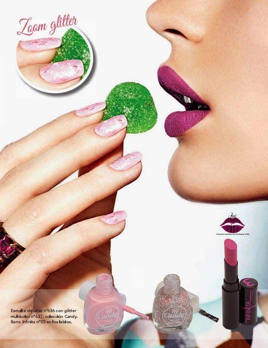 NOVEDADES MERCADONA PRIMAVERA 2015 (colección Candy y maquillaje Fijo