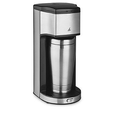 Lakeland Coffee On The Move One Touch Filter Coffee Machine - from Lakeland
