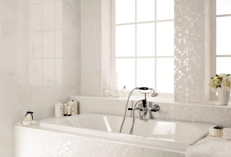 Pin by ceramiche supergres on mosaici da rivestimento per for Carrelage 40x80