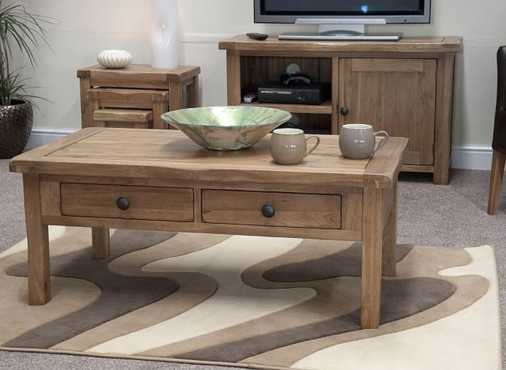 Rustic Coffee Table And End Table Sets