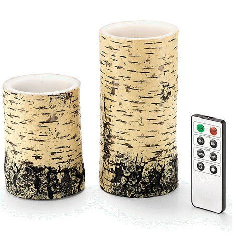 Faux Birch Led Candles with Remote Set of Two Avon https://www.amazon.ca/dp/B01N0IB44I/ref=cm_sw_r_pi_dp_x_X.RnybT7ZW0GZ
