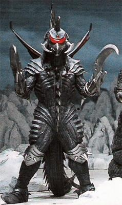 Final Wars Gigan: An update on one of Godzilla's enemies.