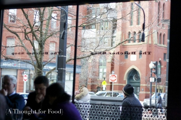 Inside The Butcher Shop in Boston