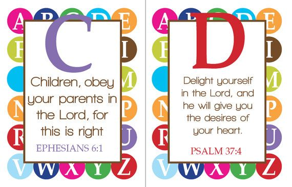 ABC Scriptures for KidsIdeas, Learning Scriptures, Kids Stuff, Kids Scriptures, For Kids, Scriptures Book, Bible Verses, Kids Fun, Abc Scriptures