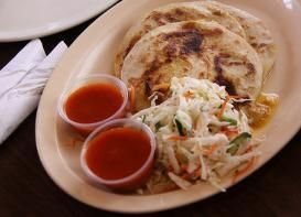 Hispanic Heritage Month: Traditional Salvadoran pupusas (RECIPE)