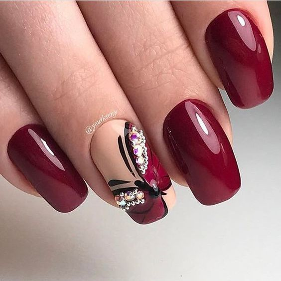 17 Best Ideas About Nail Designs Pictures On Pinterest