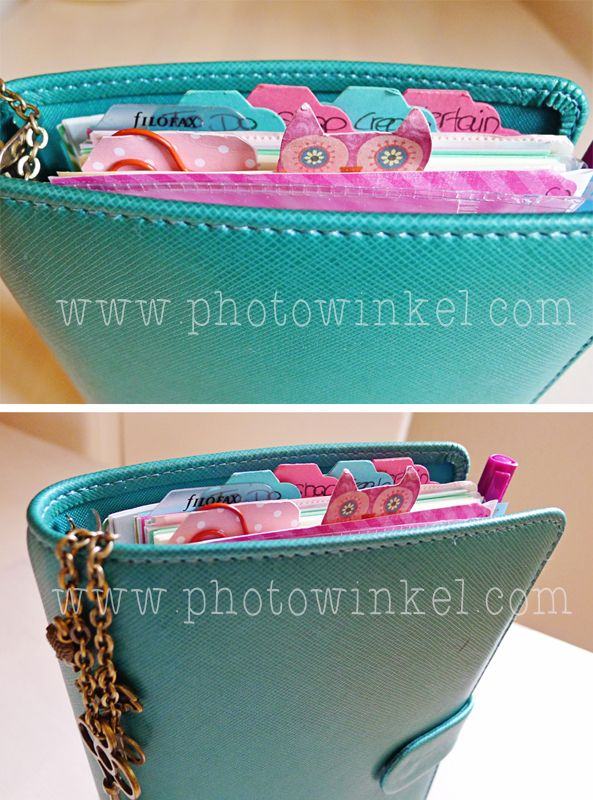 #filofax dividers and tabs