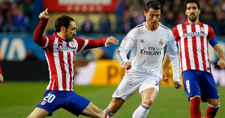 Real Madrid vs Atletico Madrid en vivo -