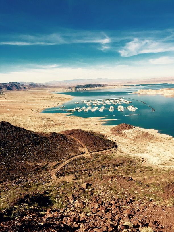 Lake Mead, Clark County, Nevada