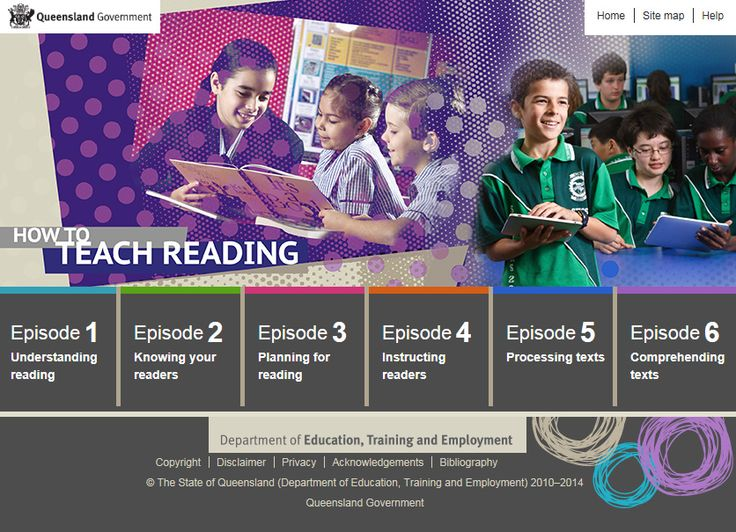 How to teach reading. This self-paced coaching module provides Queensland teachers and pre-service teachers with research-validated information and advice to build teacher knowledge, skills and understanding of how to teach reading from Prep to Year 10 and in all learning areas.