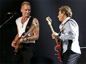 Sting & Andy Summers