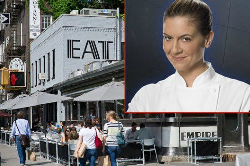 "Amanda Freitag Is Gearing Up To Open Her ""locavore"" Diner"