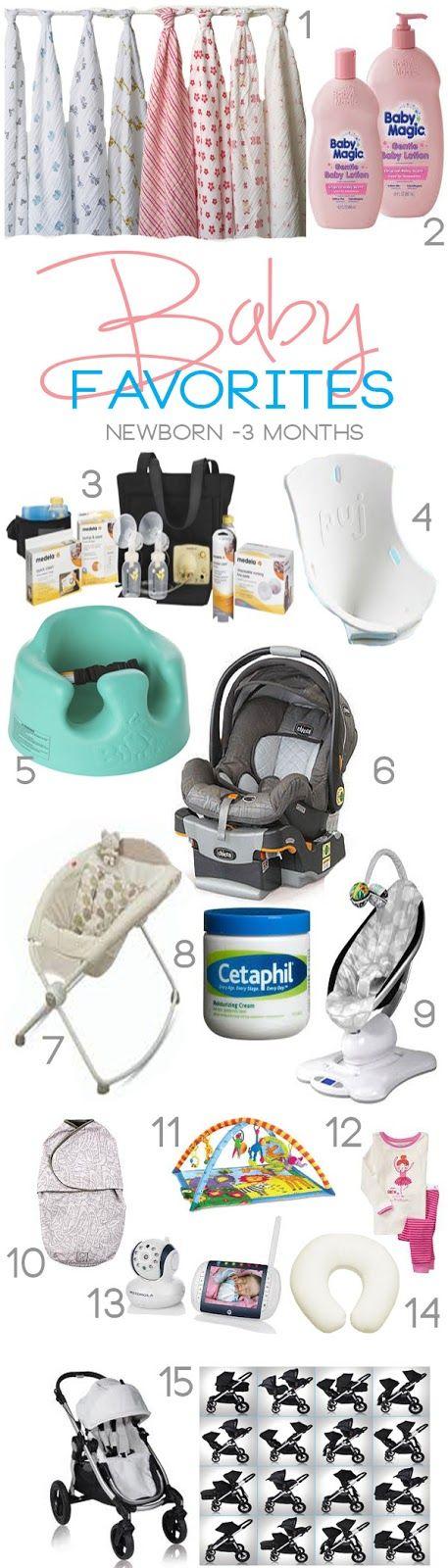 Baby Favorites | Newborn - 3 Months