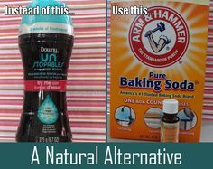 Make your own homemade natural Downy Unstoppables with this easy recipe!