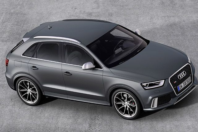 Audi RS Q3, la prima Q supersportiva in prevendita, video - auto.it