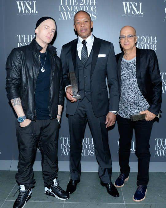 Eminem, Dr. Dre, Jimmy Iovine - The Cut
