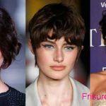kurzhaarfrisuren mode   Damenfrisuren 2017 #damenfrisuren #frisur #frisuren #frysur #kurzhaarfrisuren #shorthairstyles #mittellangehaare #mediumhairstyles #hair #hairstyles #hairstyles2017 #frisuren2017