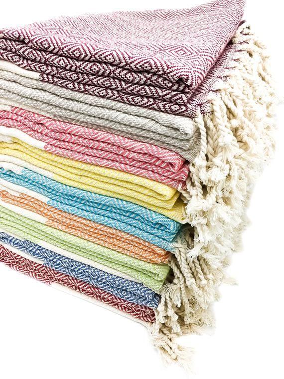 Turkish Towel Bridesmaid Gifts Beach Towel Wedding Party Gifts