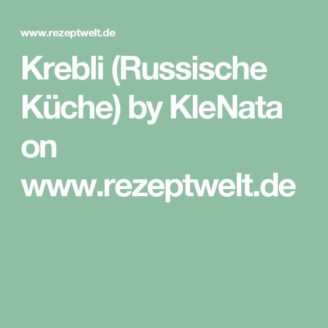 Krebli (Russische Küche) by KleNata on www.rezeptwelt.de
