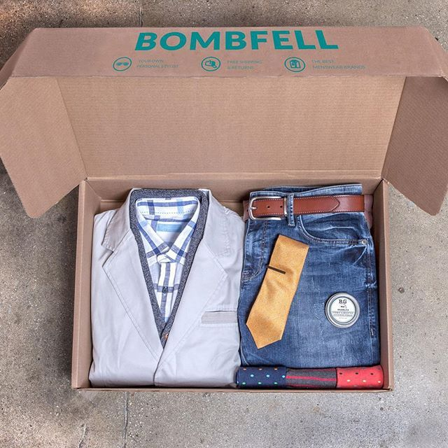 Get Your Style Delivered today.