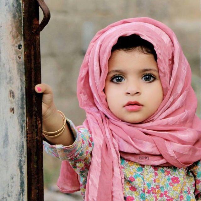 1479 Best Kids And Young Muslim In Hijab~Niqab(Muslim