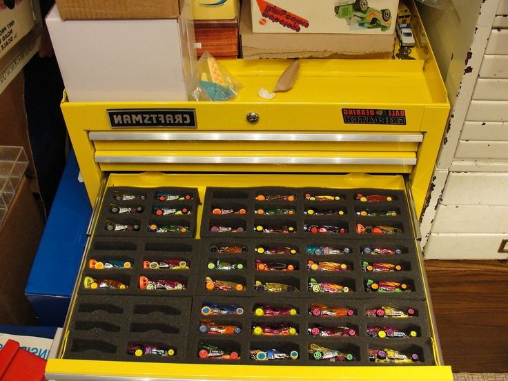 Amazing Hot Wheels Storage